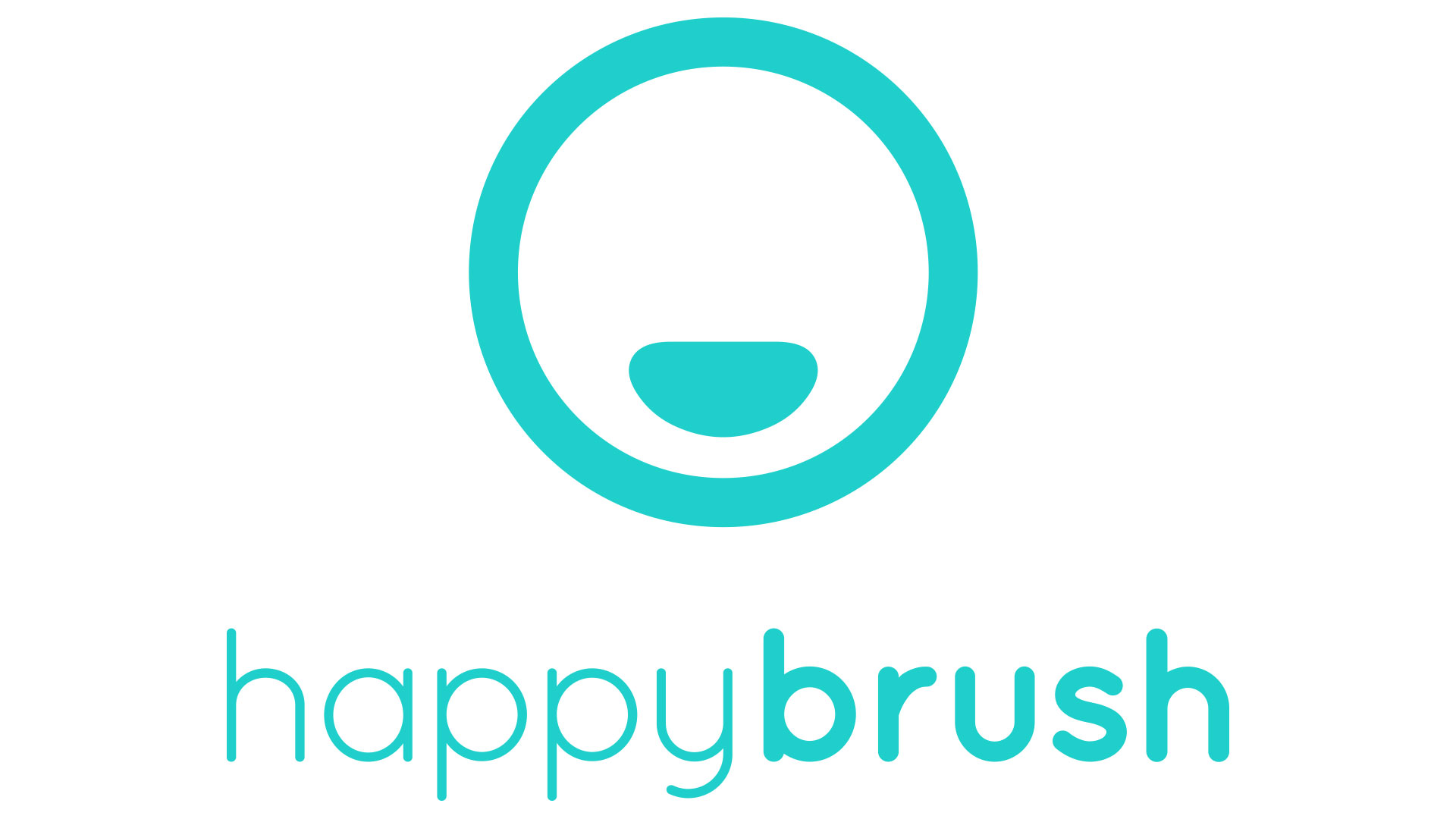 happy brush