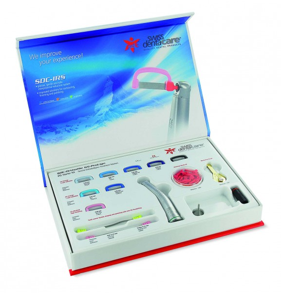 SWISS DENTACARE, 1300/Kit, G5-ProLign, Starter-Kit
