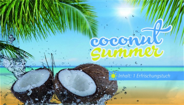 coconut summer